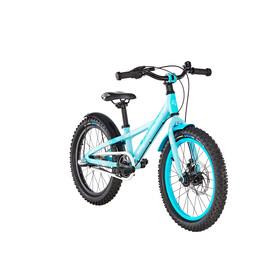 s'cool faXe 18 3-S Rower dziecięcy  alloy niebieski